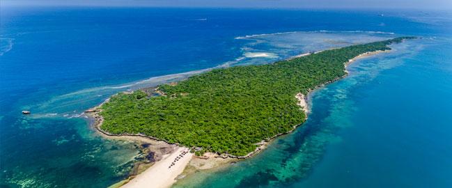 Bongoyo Island