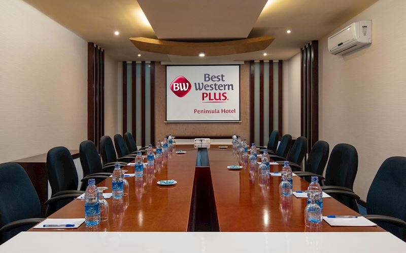 Mafia Boardroom of Best Western Plus Peninsula Hotel