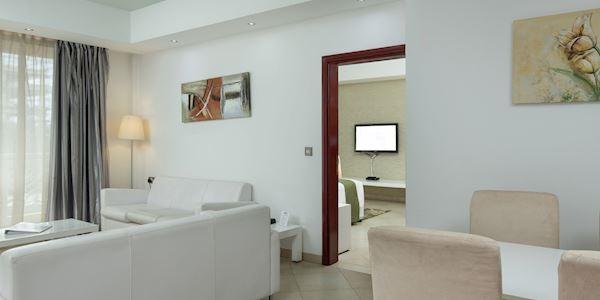 Suite at Peninsula Hotel, Dar es Salaam